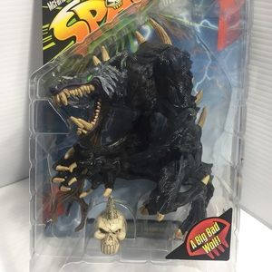 Todd Mcfarlane Spawn: The Mangler 1996 New
